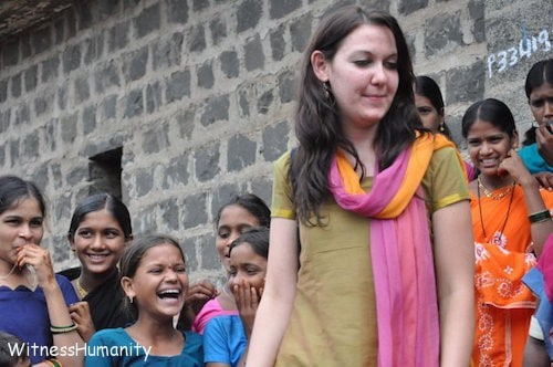 An American in India