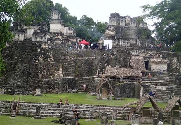 The Ancient City of Tikal