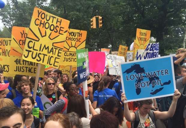 """The People's Climate March- What """"Us"""" Really Means"""