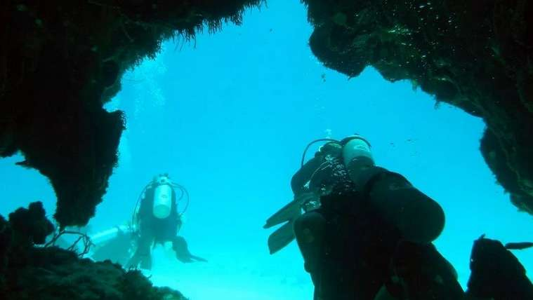 Puking Underwater- Adventures of a First Time Scuba Diver